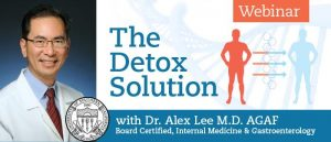 The Detox Solution with Dr Alex Lee