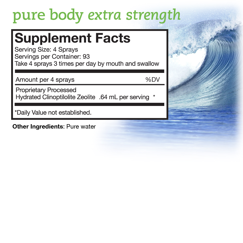 Pure Body Extra Strength